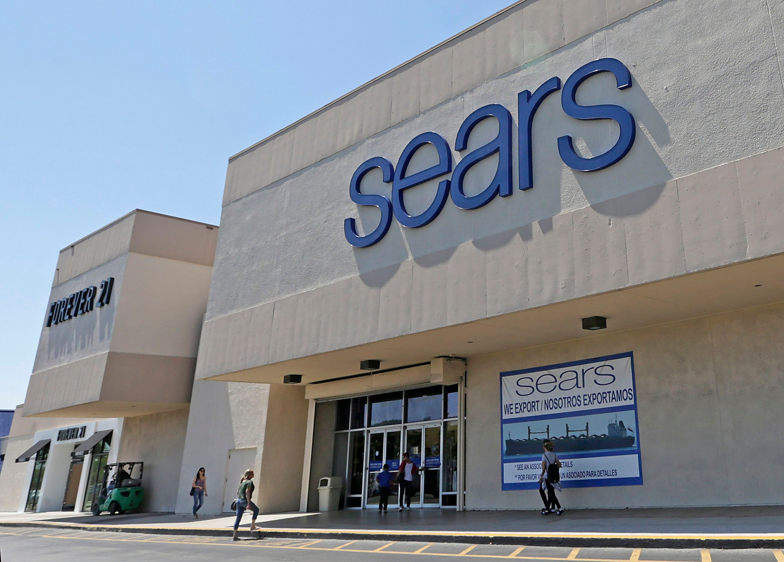 Riding or Driving? Lessons From Sears