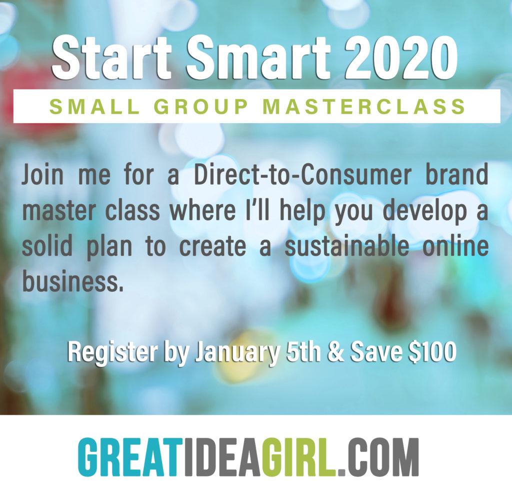 Smart Start Master Class